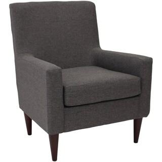 Carson Carrington Aabenraa Grey Arm Chair