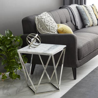 Buy Marble Coffee, Console, Sofa & End Tables Online at ...