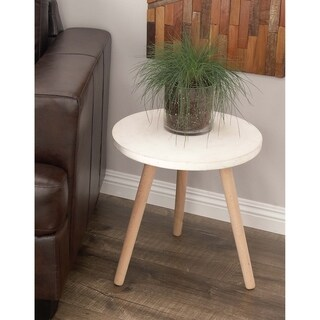 Studio 350 Wood Fiber Clay Table 17 inches wide, 18 inches high