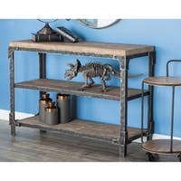 Studio 350 Wood Console Table 48 inches wide, 34 inches high