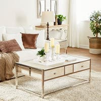 Studio 350 Ss Wood Coffee Table 47 inches wide, 19 inches high