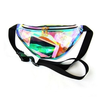 Coutlet Laser Color Women Shoulder Bag Mini Messenger Bag