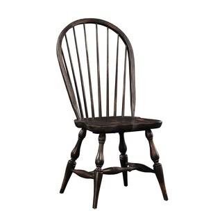 Provence Windsor Bowback Side Chair (Set of 2)