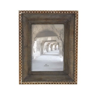 Studio 350 Wood Picture Frame 7 inches wide, 10 inches high