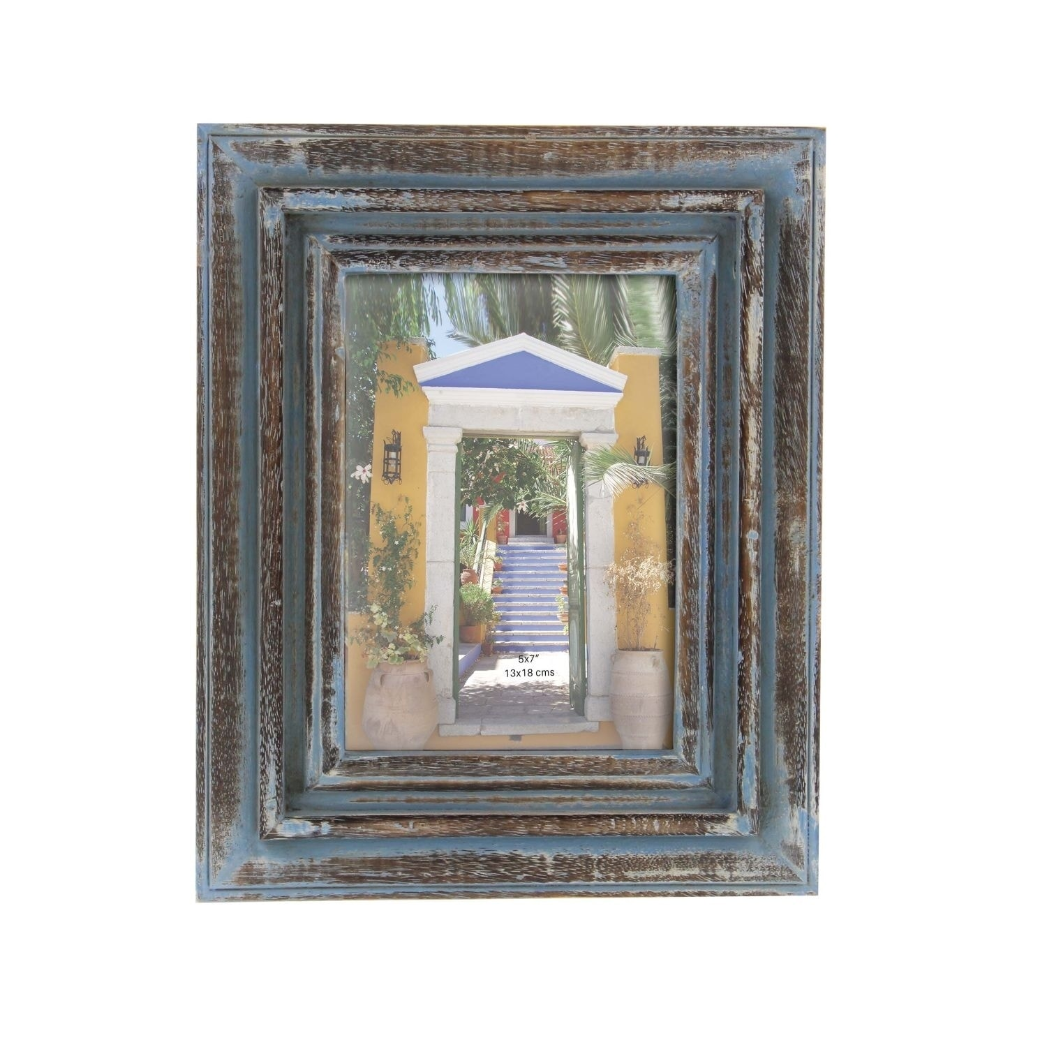 Studio 350 Wood Picture Frame 8 inches wide, 10 inches high