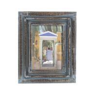 The Gray Barn Royal Oak Blue Mango Wood Picture Frame