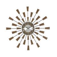 Strick & Bolton Sinatra 22-inch Metal Wall Clock
