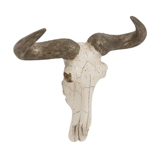Studio 350 PS Wall Steer Skull 16 inches wide, 12 inches high