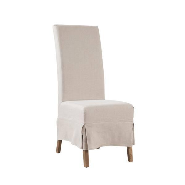 Marvelous Shop Marlett Skirted Linen Parsons Chair Set Of 2 Free Pdpeps Interior Chair Design Pdpepsorg