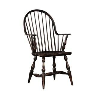 Provence Windsor Bowback Armchair (Set Of 2)