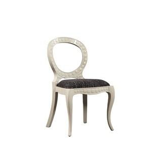 Felix Open-back Mahogany Side Chair (Set of 2)