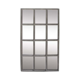 Studio 350 Metal Wall Mirror 27 inches wide, 44 inches high