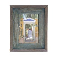 Laurel Creek Rhoda Grey/ Brown Wood Picture Frame