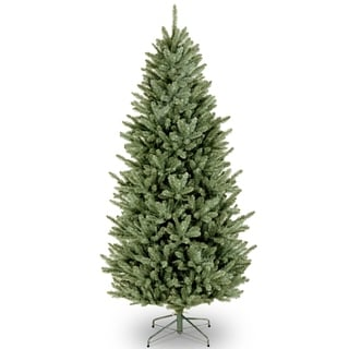 Link to 7 ft. Natural Fraser Slim Fir Tree Similar Items in Christmas Greenery