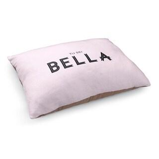 Kavka Designs Pink/Black Tu Su Bella Pet Bed