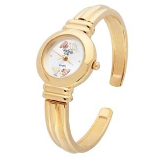 Black Hills Gold Bangle Watch