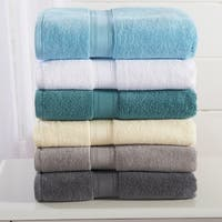 Home Fashion Designs Verona Collection 6-Piece Luxury Hotel / Spa 100% Cotton Towel Set