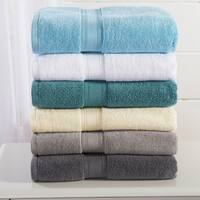 Home Fashion Designs Verona Collection 6-Piece Luxury Hotel / Spa 100% Cotton Towel Set