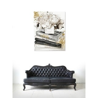 Oliver Gal 'Life Style All Day Luxe' Canvas Art