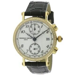 Frederique Constant Classics Chronograph Ladies Watch FC-291A2RD5
