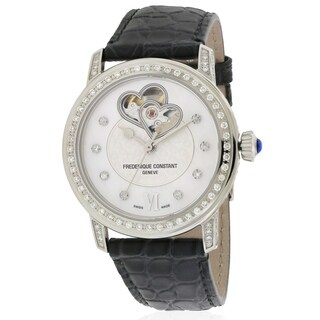 Frederique Constant Double Heart Beat Automatic Ladies Watch FC-310DHB2PPV6