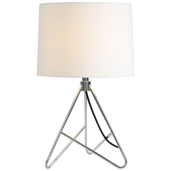 Renwil Miriam Chrome Table Lamp