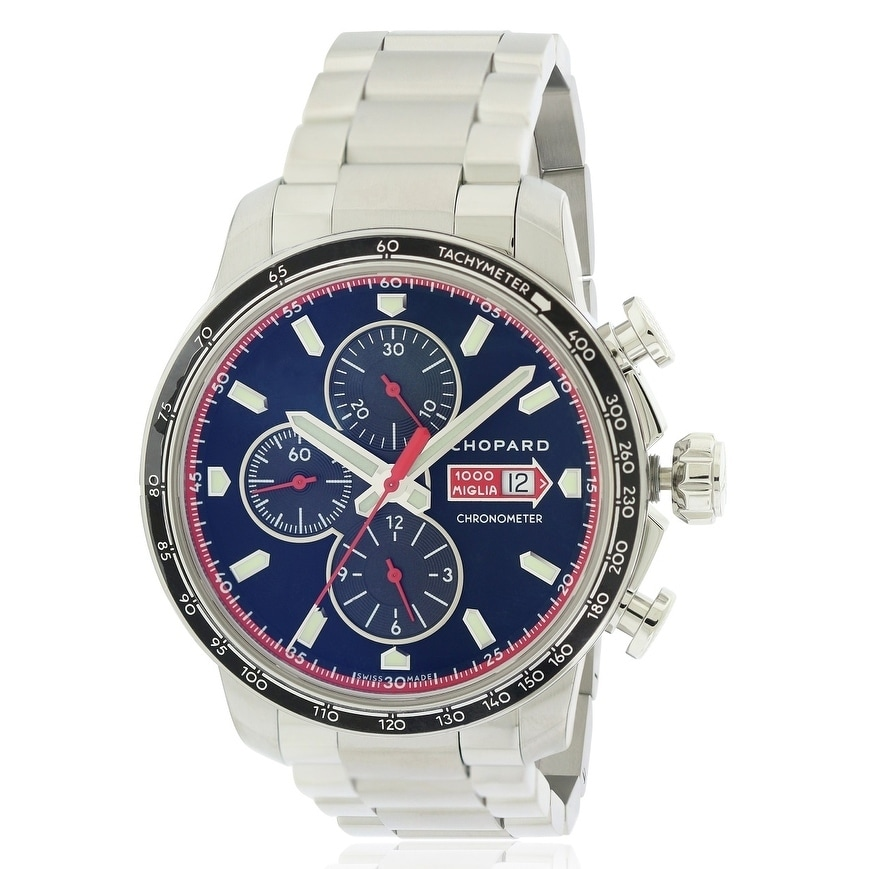 Chopard Millie Miglia Automatic Chronograph Mens Watch 15...