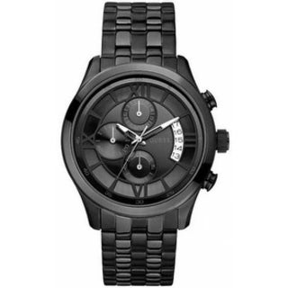 GUESS Chronograph Black-Ion Mens Watch