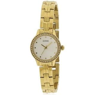GUESS Gold-Tone Ladies Watch U0693L2