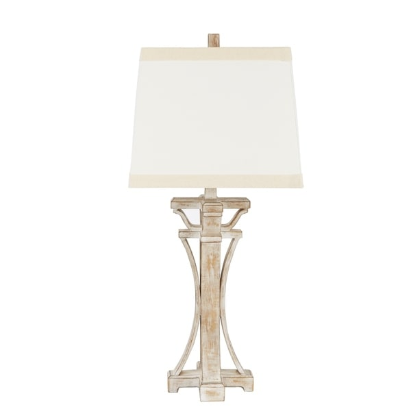 Meredith Weathered Finish Table Lamp