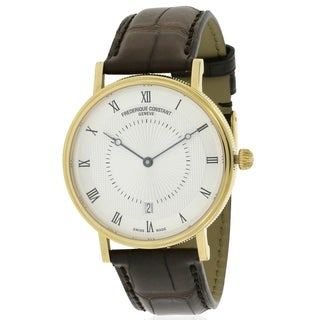 Frederique Constant Classics Mens Watch