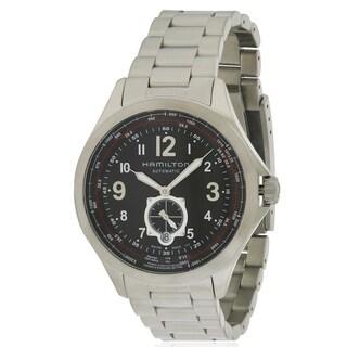 Hamilton Khaki QNE Mens Watch H76655133