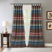 Barefoot Bungalow Brooklyn Curtain Panel Pair - N/A