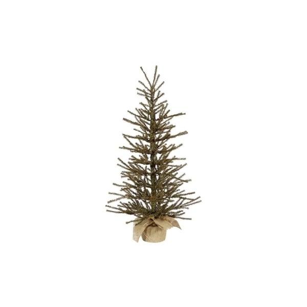 18 x 12 vienna twig artificial christmas tree in burlap base unlit