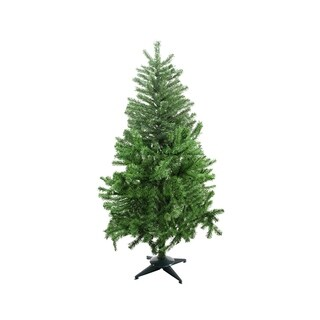 5' Two-Tone Balsam Fir Artificial Christmas Tree - Unlit