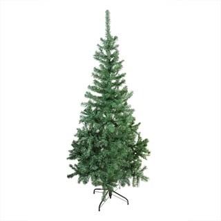 "6' x 31"" Mixed Green Pine Medium Artificial Christmas Tree - Unlit"