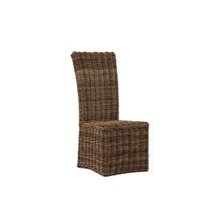 Tahoma Kubu Rattan Wrapped Side Chair (Set of 2)