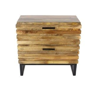 Studio 350 Wood Metal Cabinet 31 inches wide, 30 inches high