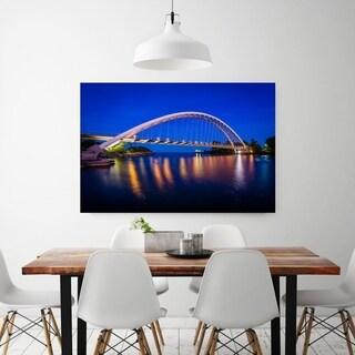 Noir Gallery Toronto Humber Bay Arch Bridge Fine Art Photo Print