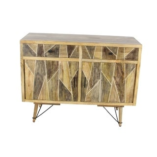 Studio 350 Wood Metal Sideboard 42 inches wide, 32 inches high