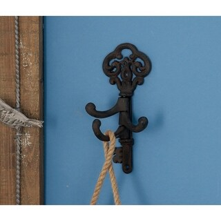 Studio 350 Set of 4, Metal Wall Hook 5 inches wide, 8 inches high