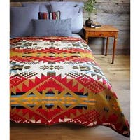 Pendleton Journey West Queen Blanket