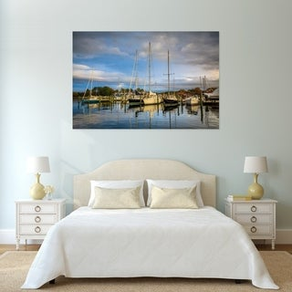 Noir Gallery St. Michaels, Maryland Boats Docked Fine Art Photo Print (4 options available)