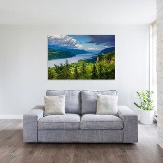 Noir Gallery Columbia River Gorge, Oregon View Fine Art Photo Print (4 options available)