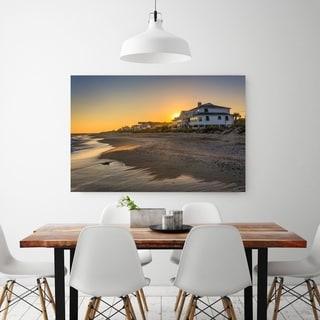 Noir Gallery Edisto Island, South Carolina Beach Sunset Fine Art Photo Print