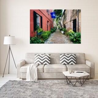 Noir Gallery Charleston, South Carolina Cobblestone Street Fine Art Photo Print