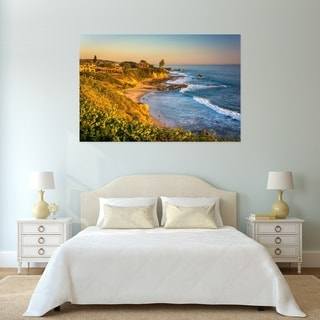 Noir Gallery Corona del Mar, California Sunset View Fine Art Photo Print