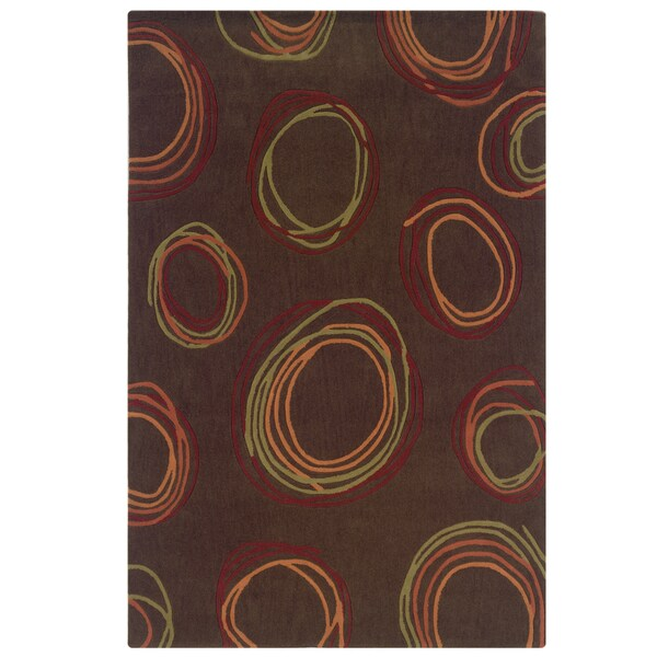 Handmade M.A.Trading Indo Normandie Rug (India)