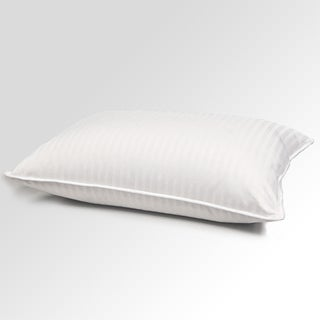 Hotel Grand 400 Thread Count Goose Down And Feather Pillow