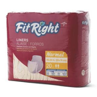FitRight 13 x 30-inch Normal Liners (Pack of 80)|https://ak1.ostkcdn.com/images/products/17291411/P23541284.jpg?impolicy=medium